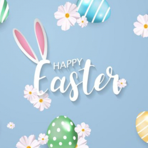 Celebrate the Beginning of Spring With an Easter Background