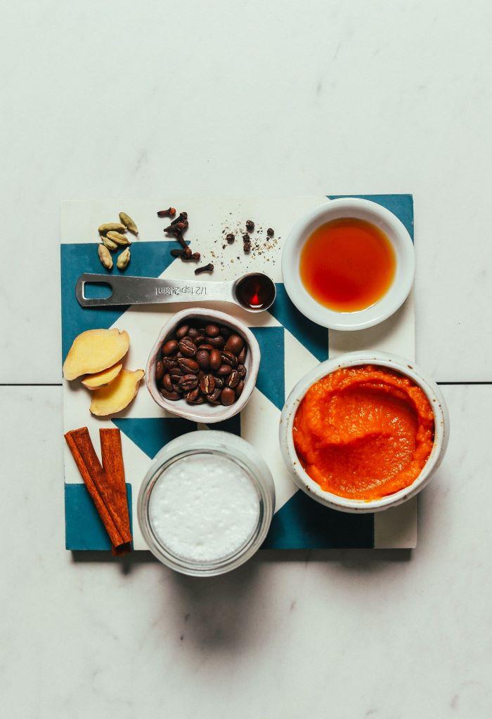 honey sugar coffee beans pumpkin paste how to make coffee in a pot pumpkin spice latte recipe