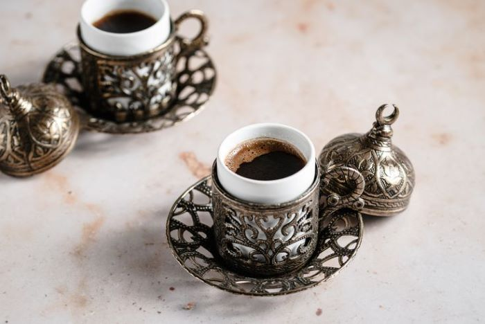 how to make turkish coffee how to make coffee in a pot traditional turkish coffee cups
