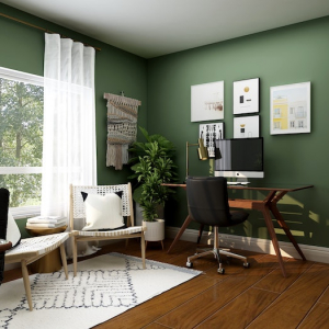 Working from home? Here are 5 tips on how to decorate the perfect home office