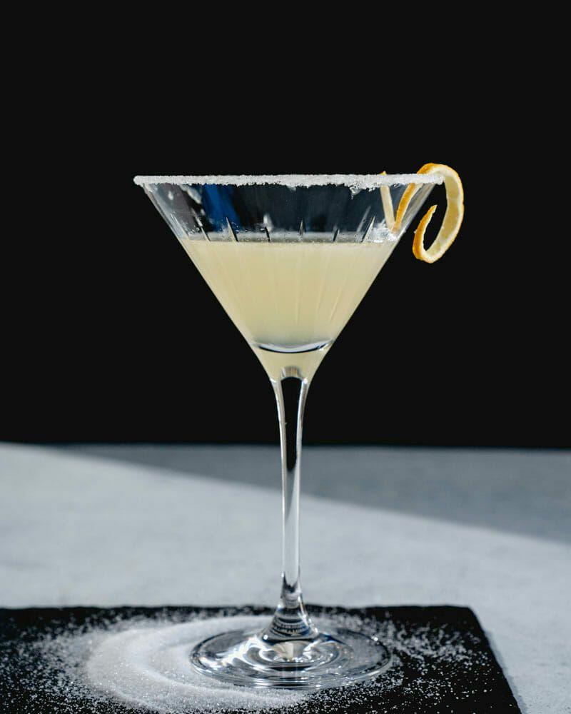 best vodka drinks lemon drop martini