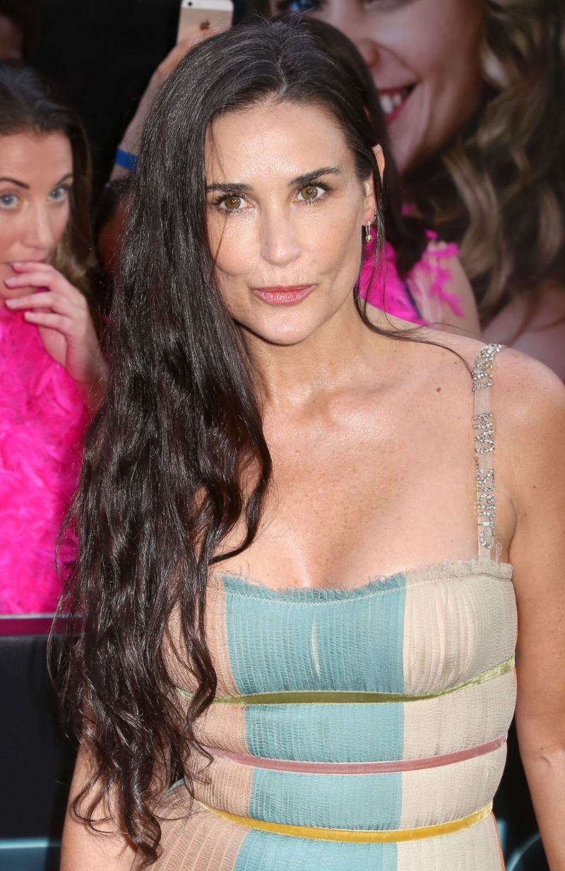 demi moore hairstyles for women over 50