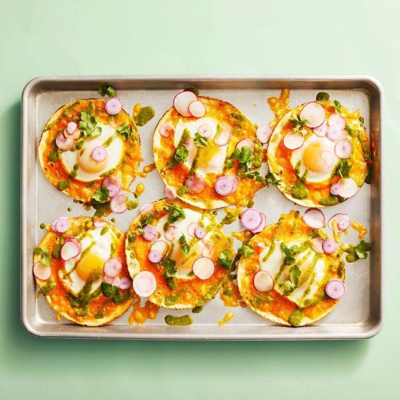 egg tacos mediterranean diet dinner recipes sheet pan