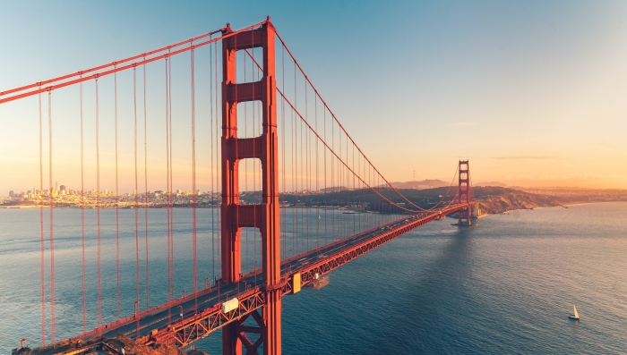 travel the world things to see in the united states bridge golden gate red san francisco bay