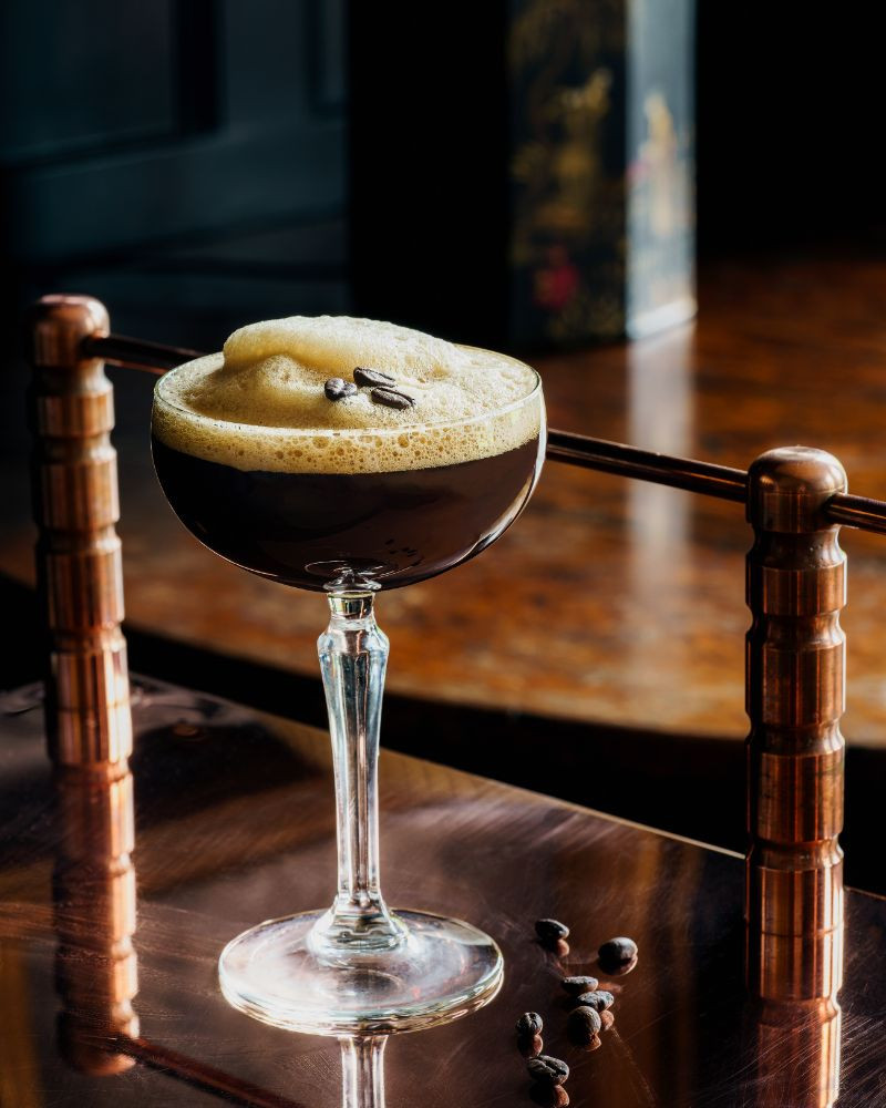 what to mix with vodka espresso martini