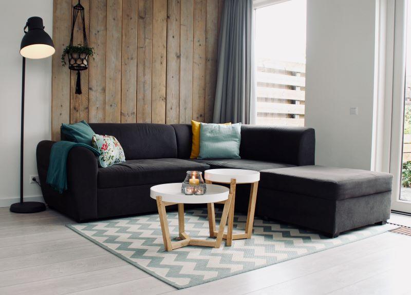 black corner sofa transform your dated lounge