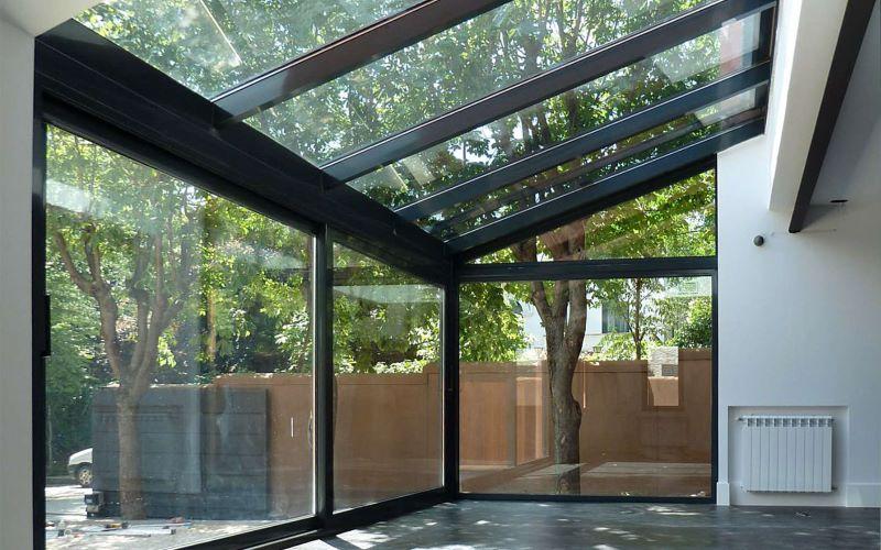 covered porch design winter garden design ideas