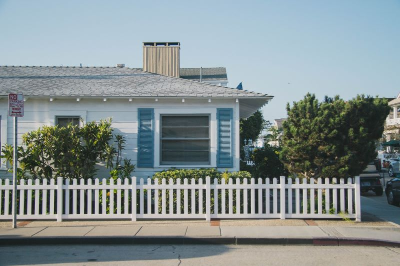 fence around house boost the value of your home