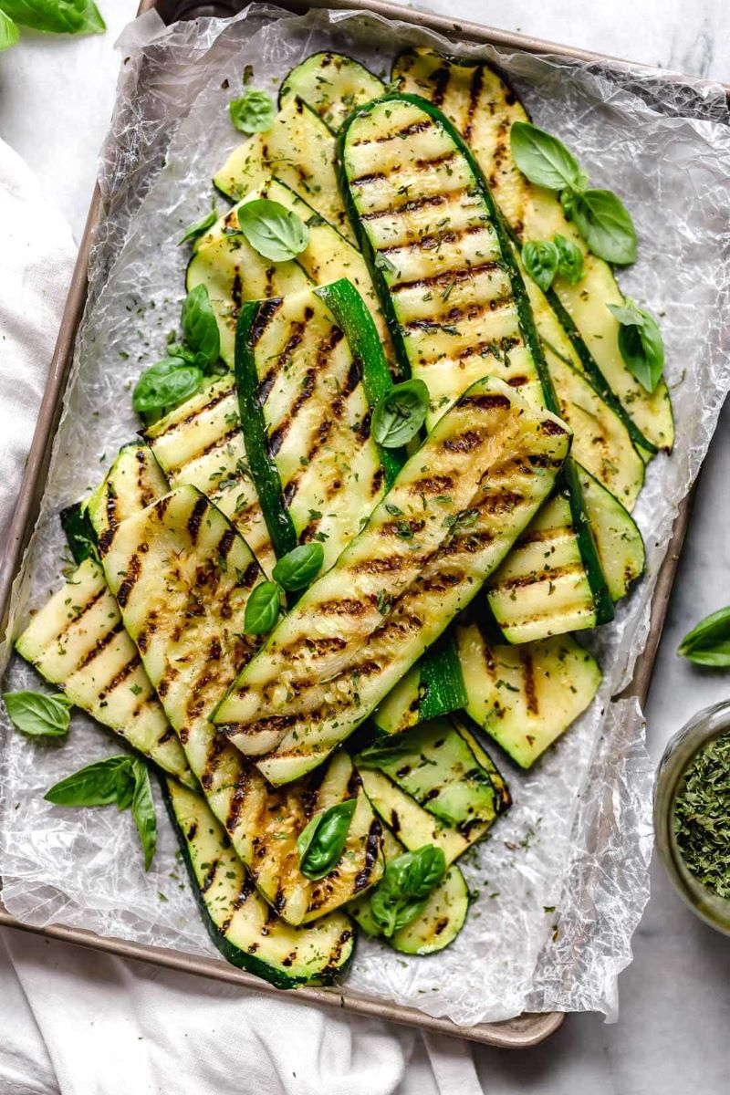 grilled zucchini how to cook zucchini with basil