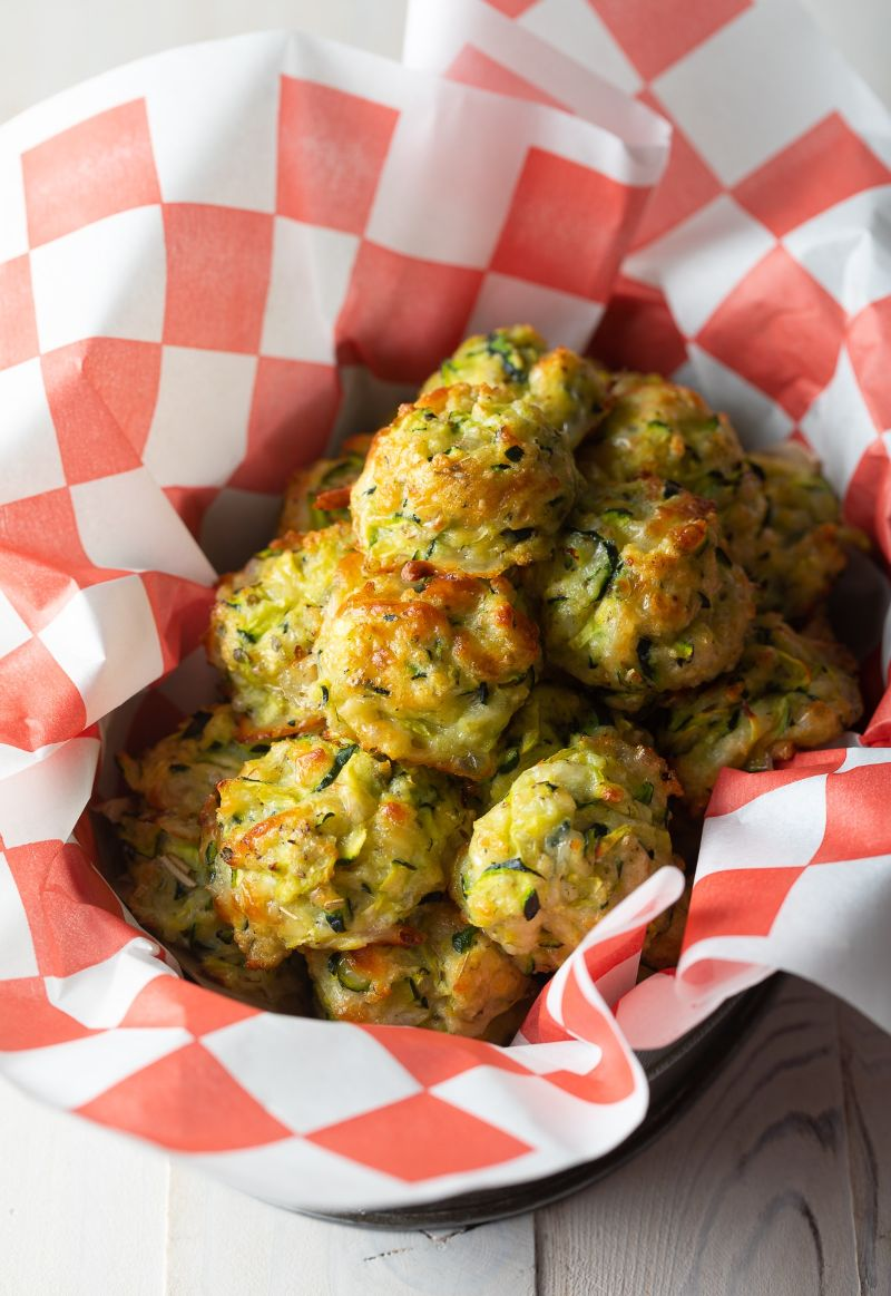 healthy baked zucchini tots zucchini recipes with herbs