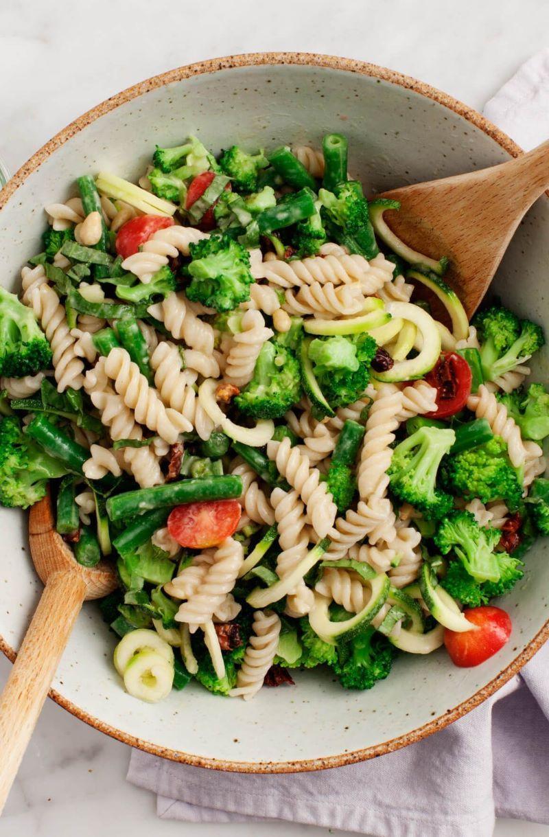 pasta with veggies baked zucchini recipes