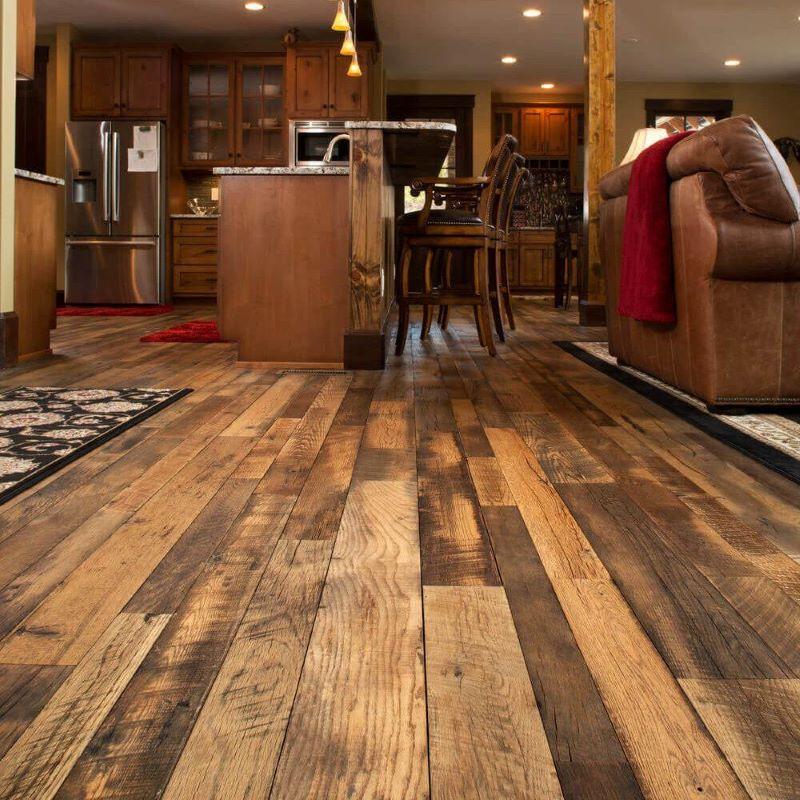 reclaimed flooring types of wood flooring