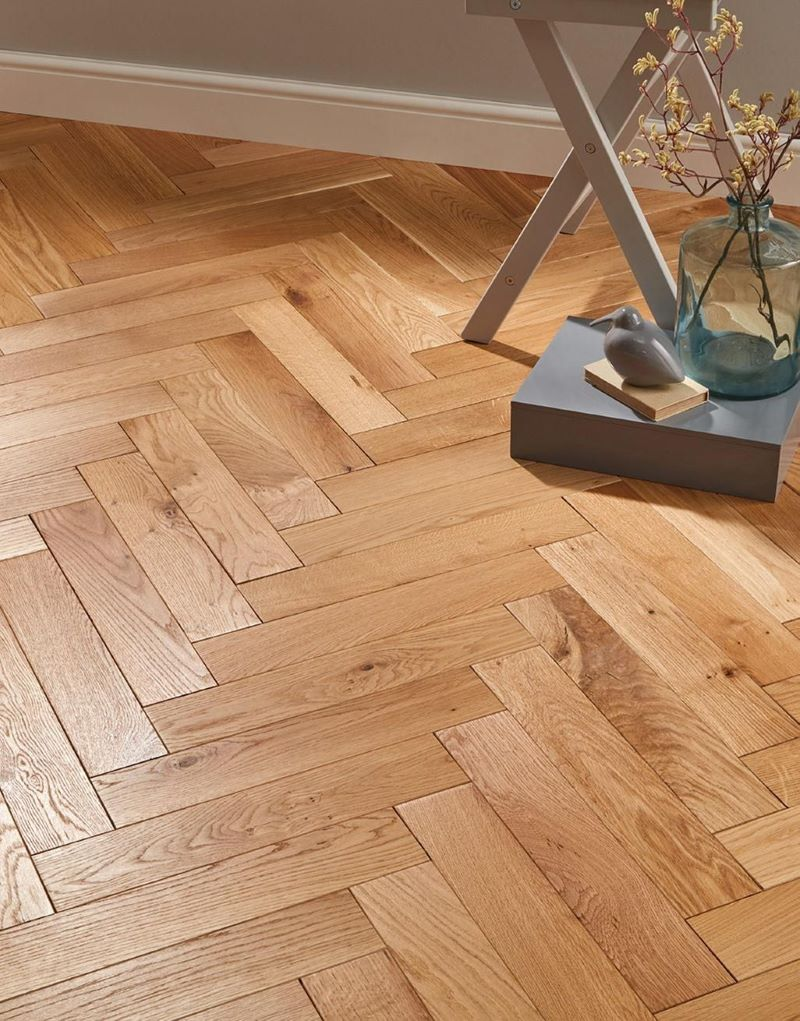 solid wood types of wood flooring close up photo