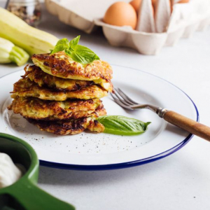 11 Zucchini fritters recipes - the perfect summer meal