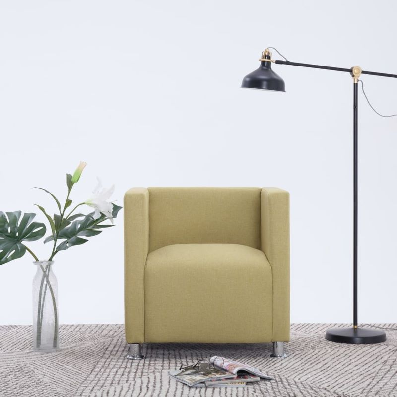 transform your dated lounge beige armchair