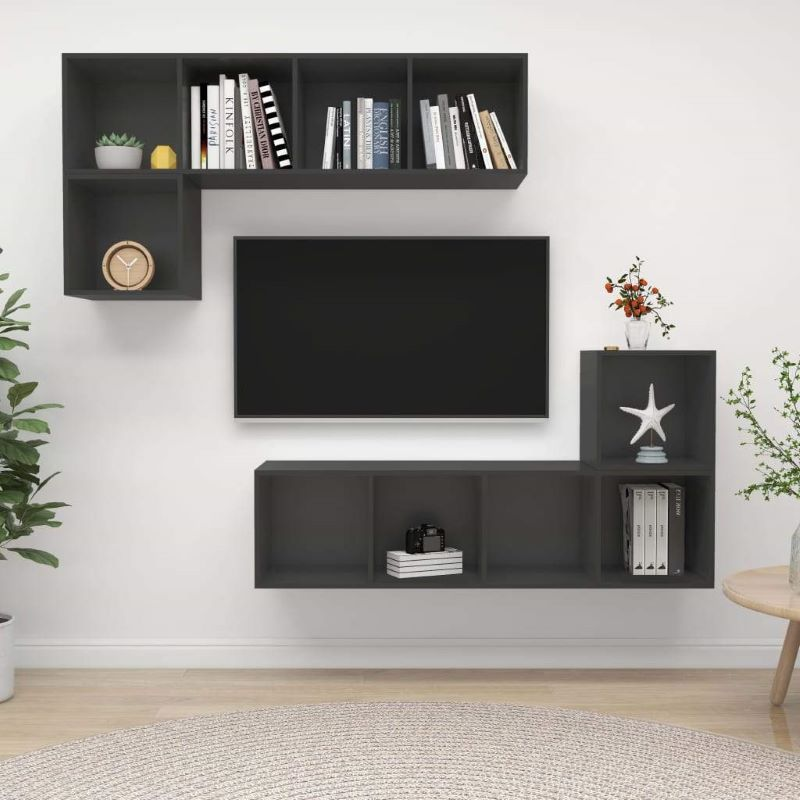 transform your dated lounge tv stand two pieces