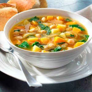6 Chickpea soup recipes to try this fall season