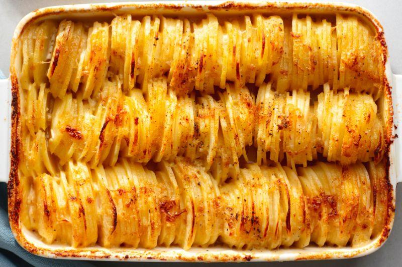 creamy baked potatoes recipe how to bake a potato