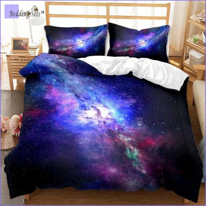 duvet cover ideas galaxy themed