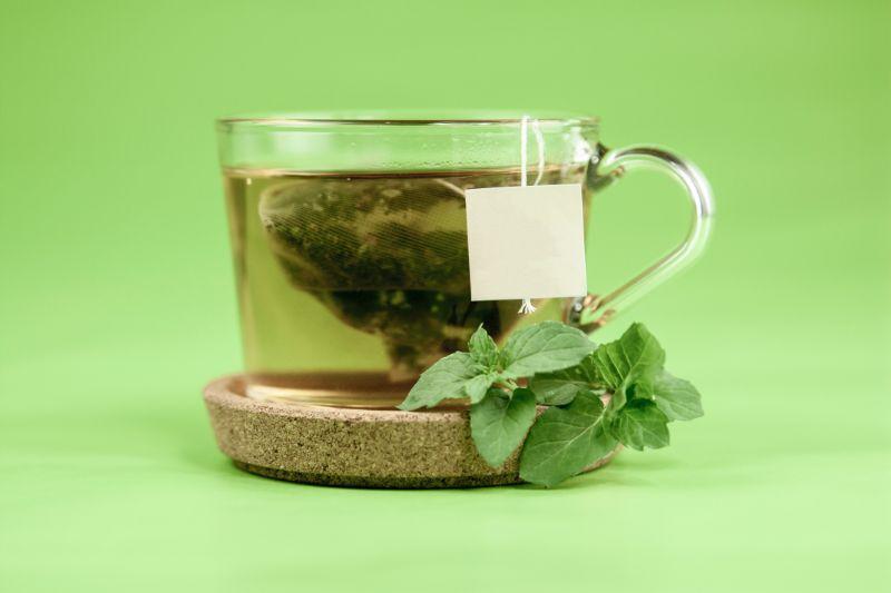 foods for liver health green tea