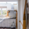 kitchen cabinets covered home improvements