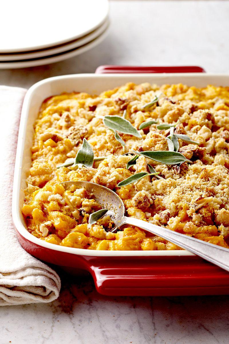 pumpkin puree recipes mac and cheese
