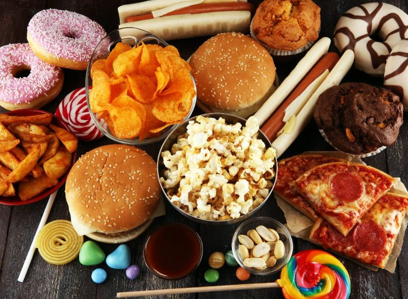 unhealthy junk food how to cleanse your liver