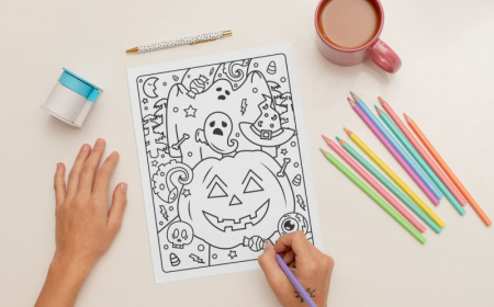 colorful pencils printable coloring pages drawing