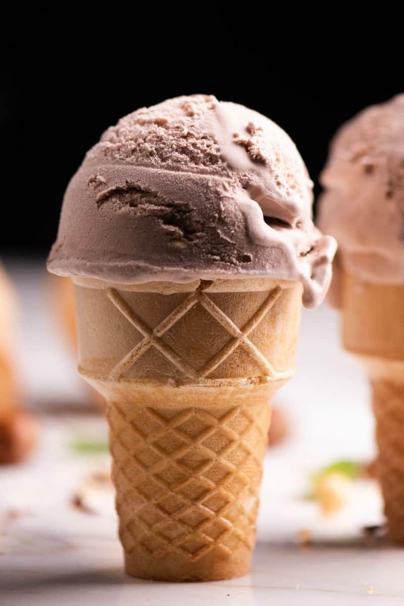 diy oat milk ice cream recipe
