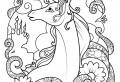 Unicorn coloring pages to keep your child entertained