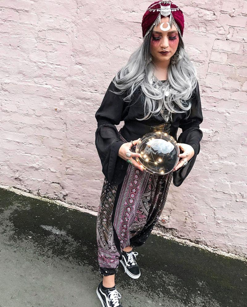 fortune teller costume cute halloween costumes