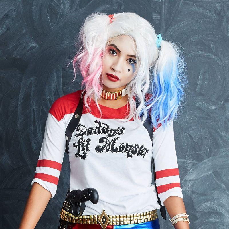 harley quinn halloween costume ideas suicide squad