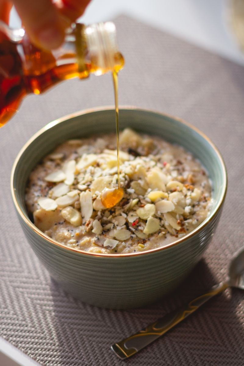 is oatmeal good for weight loss acai bowl