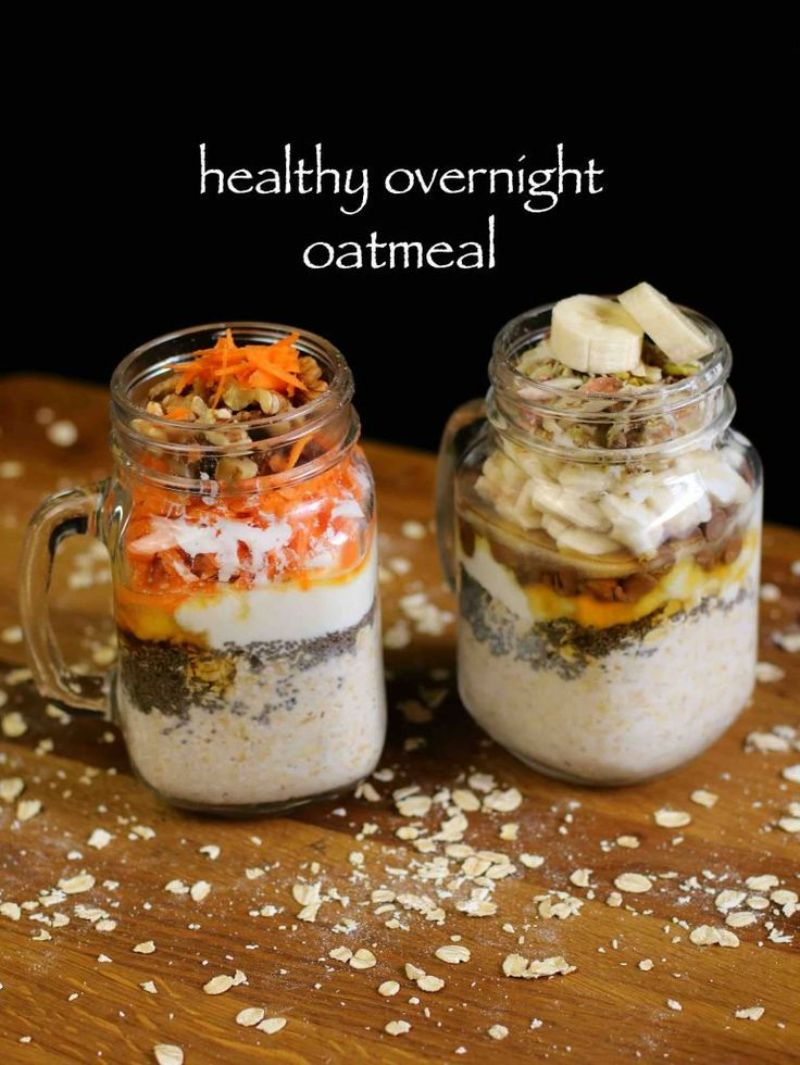 is oatmeal good for you two glass jars