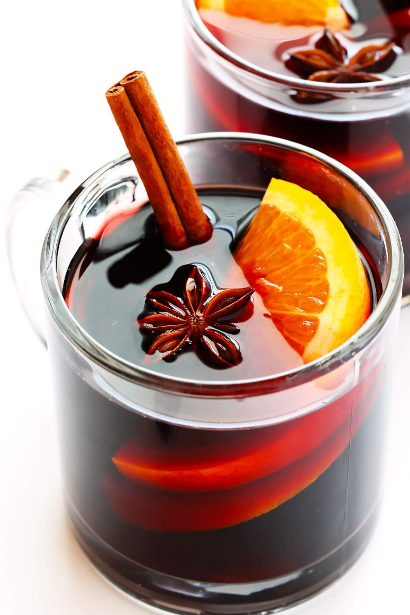 mulled wine recipe gin drink recipes