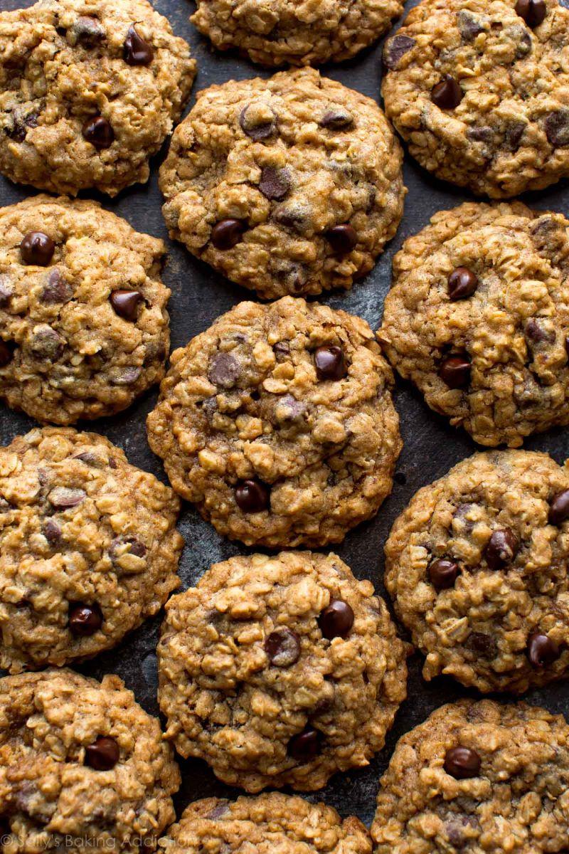 soft oatmeal chocolate chip cookies oatmeal health benefits