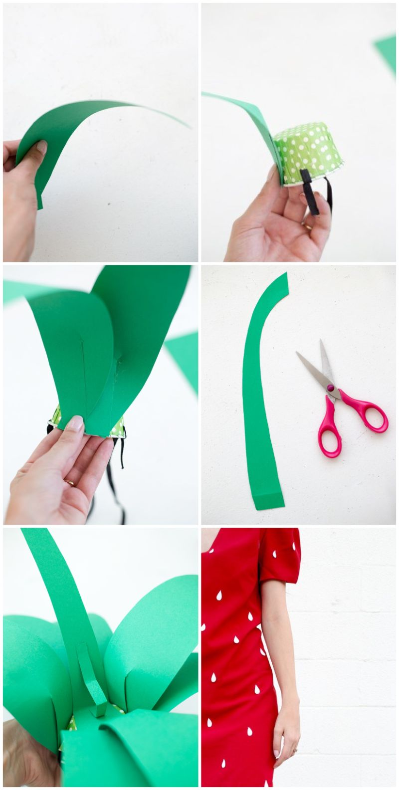 step by step tutorial womens halloween costumes