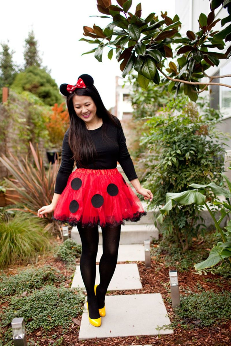womens halloween costumes minnie mouse costume
